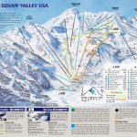 Mammoth Ski Resort Map Take A Look At This Mammoth Mountain Trail - Mammoth Mountain Map California