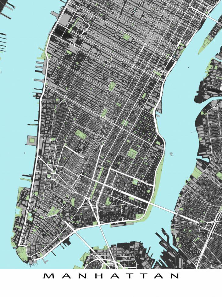 Brooklyn Street Map Printable