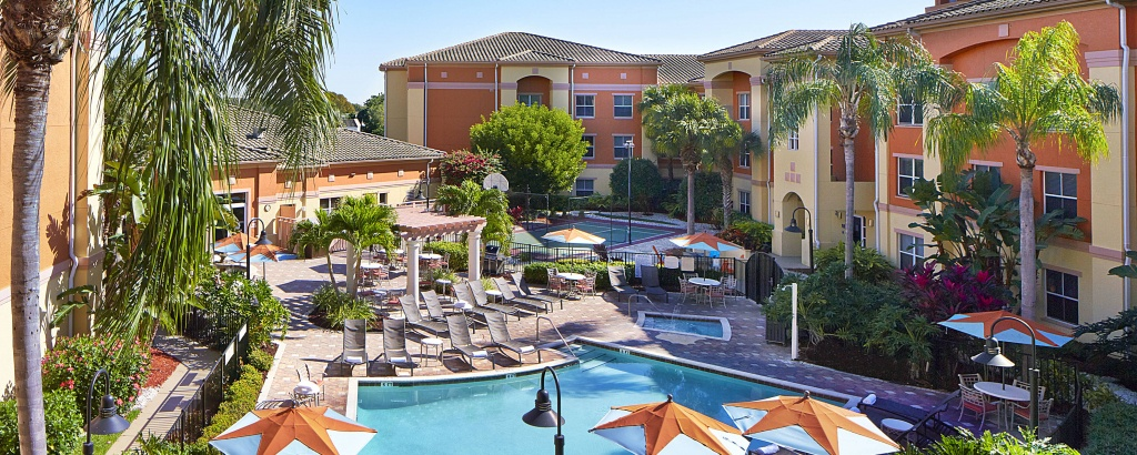Map And Directions To The Residence Inn Naples Florida Hotel - Map Of Hotels In Naples Florida