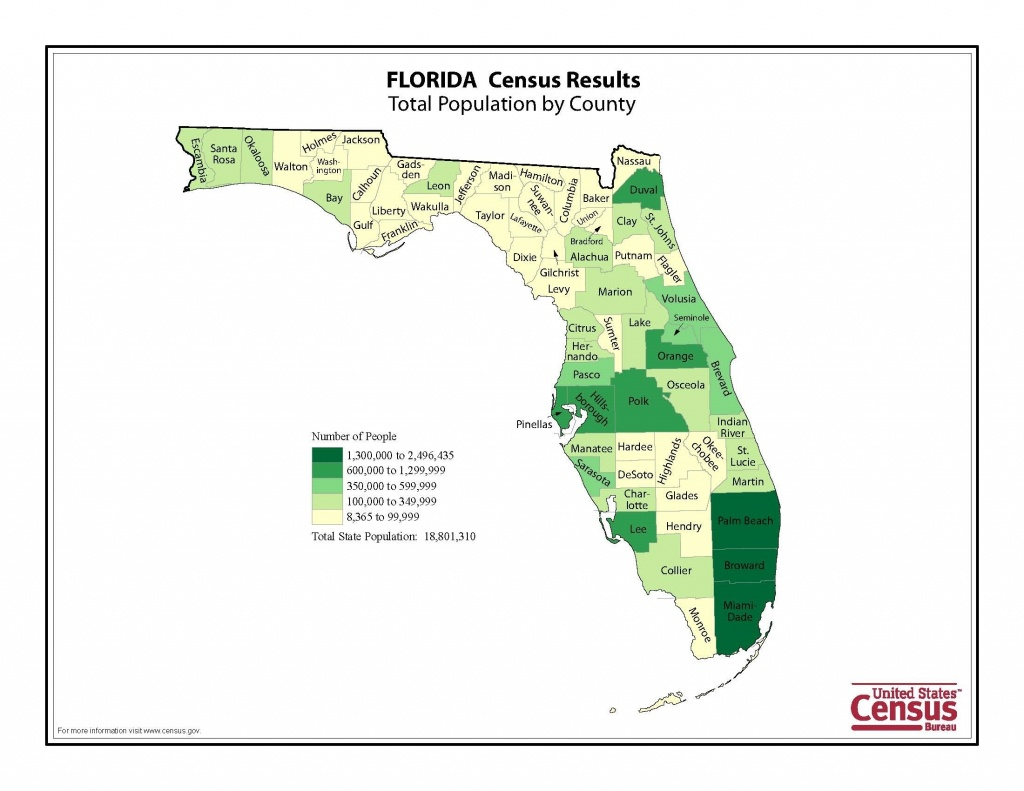 Map Collection - Government Information At Fau Libraries - Libguides - Florida Census Tract Map