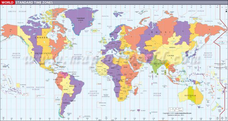 Large Printable Map