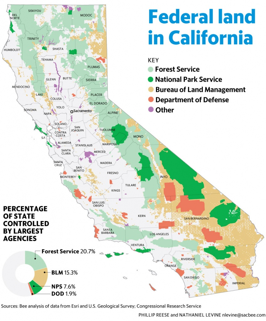 Map Of Blm Land In Northern California | Download Them And Print - California Blm Camping Map