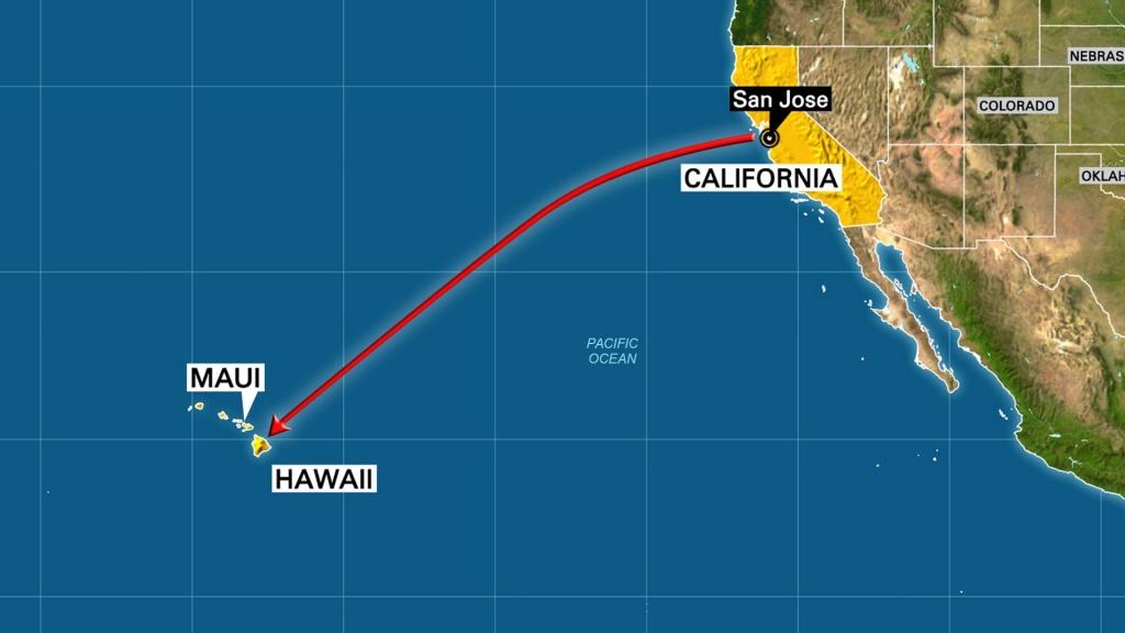 Map Of California And Hawaii | Download Them And Print - Hawaii California Map