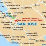 Map Of California Near San Jose – Map Of Usa District   San Jose California Map