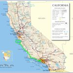 Map Of California Pacific Coast Highway 1 – Map Of Usa District   California Pacific Coast Highway Map