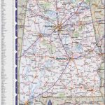 Map Of Central Florida Cities And Towns And Travel Information   Road Map Of Central Florida