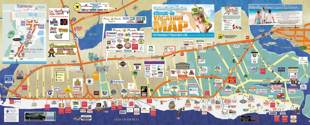 Map Of Condos In Panama City Beach | Download Them And Print - Map Of Panama City Beach Florida Condos