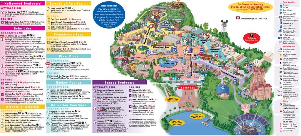 Map Of Disney World Parks Florida | Download Them And Print - Disney World Florida Theme Park Maps