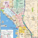Map Of Downtown Seattle: Interactive And Printable Maps | Wheretraveler   Seattle Tourist Map Printable