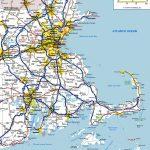 Map Of Eastern Massachusetts   Printable Map Of Massachusetts Towns