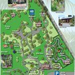 Map Of Exhibits   Heathcote Botanical Gardens   Florida Botanical Gardens Map