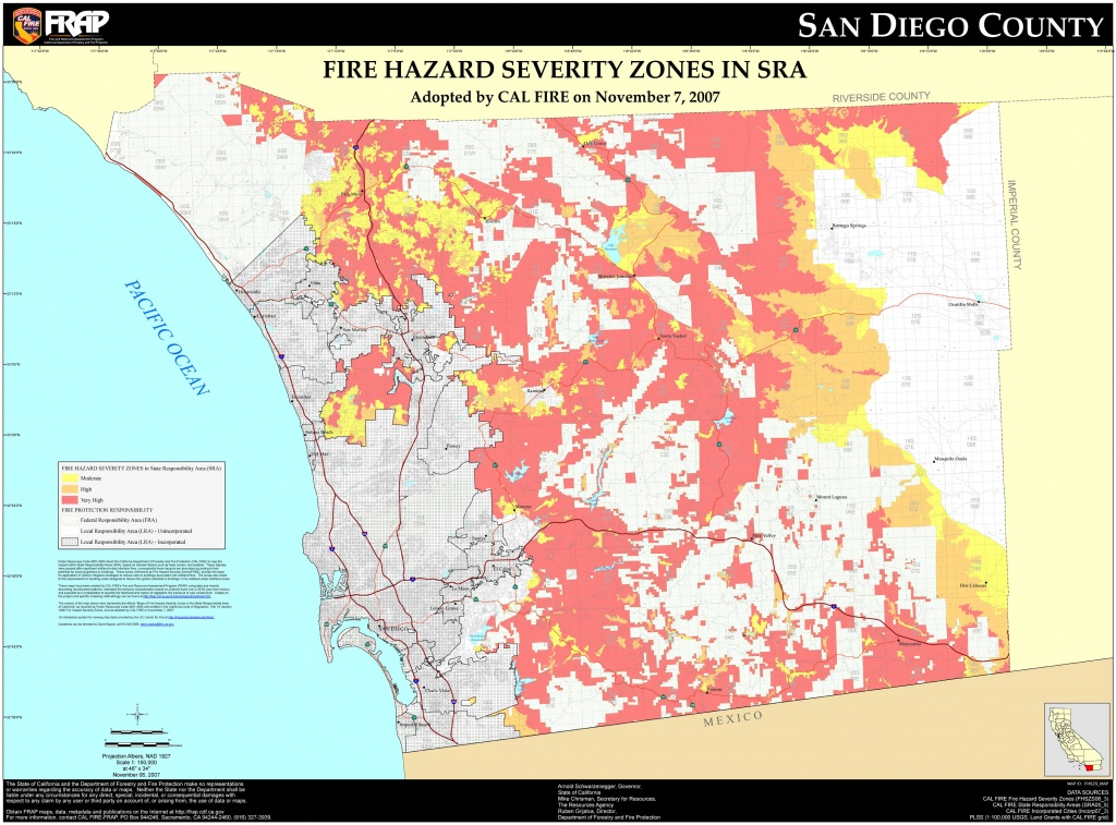 Map Of Fires In San Diego California | Download Them And Print - San Diego California Fire Map