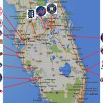 Map Of Fl Spring Training Sites | Download Them And Print - Map Of Spring Training Sites In Florida