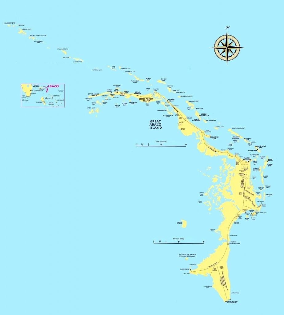 Map Of Florida And Bahamas   D1Softball - Map Of Florida And Bahamas