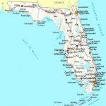 Map Of Florida Coastline   Lgq   Map Of Alabama And Florida Beaches