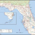Map Of Florida State   Maps   Florida St Map
