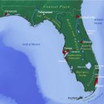 Map Of Florida Usa Counties With Cities Beaches West East Coast Airports   Cypress Key Florida Map
