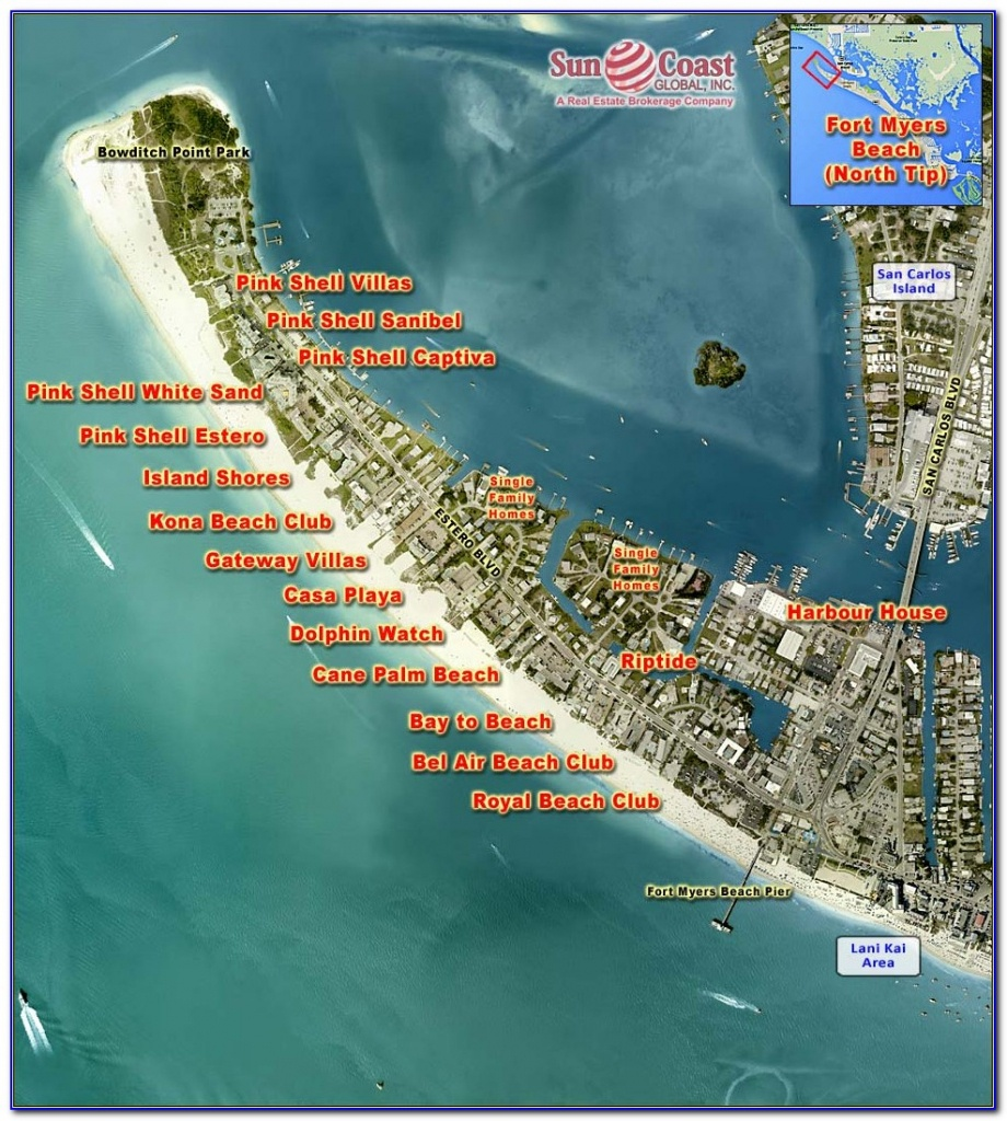 Map Of Fort Myers Beach Florida Hotels - Maps : Resume Examples - Map Of Fort Myers Beach Florida