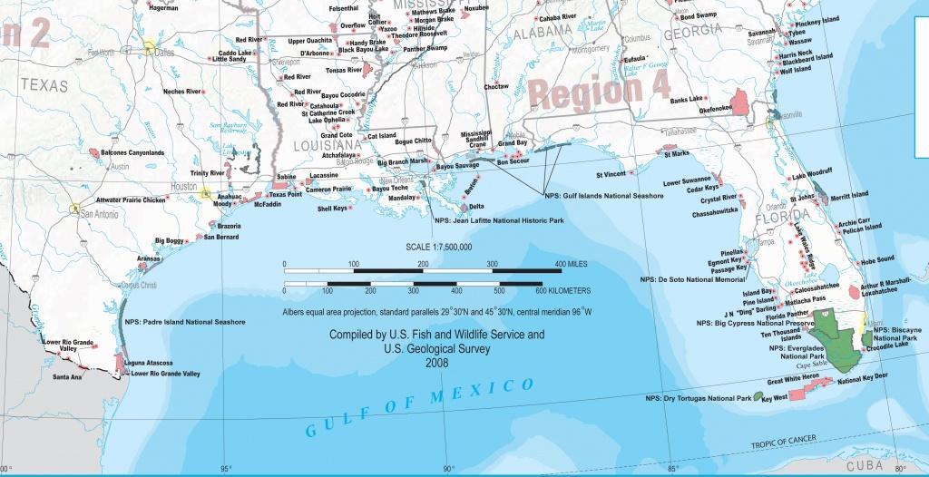 Map Of Gulf Coast Cities | Sitedesignco - Gulf Of Mexico Map Florida