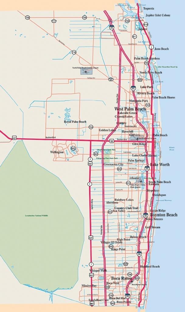 Map Of Juno Beach Florida : Juno Beach - Juno Beach Florida Map