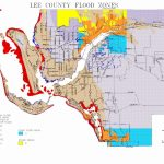 Map Of Lee County Flood Zones   Florida Flood Plain Map