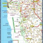 Map Of Namibia Africa Road Map F Version 2010   Printable Road Map Of Namibia