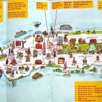 Map Of New York City Attractions Printable | Manhattan Citysites   Printable Map Of New York City Landmarks