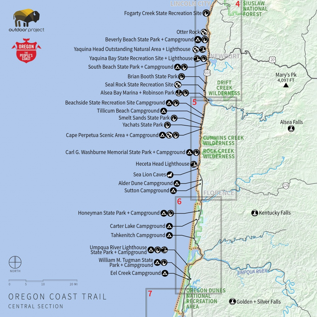 Map Of Northern California Coastal Towns Valid Northern California - Map Of Central And Northern California Coast