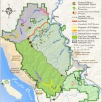 Map Of Northern California Redwood Forest – Map Of Usa District   Redwood Forest California Map