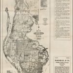 Map Of Pinellas County Florida . . . 1925 - Barry Lawrence Ruderman - Old Florida Maps For Sale