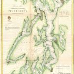 Map Of Puget Sound | Maps | Cartographie, Plans, Dessin Architecture – Vashon Island Map Printable
