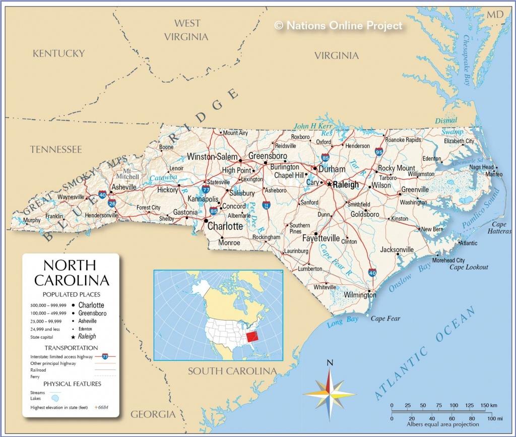 Map Of Raleigh Nc Area North Carolina | D1Softball - Printable Map Of Raleigh Nc