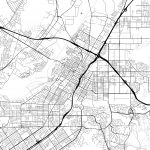 Map Of Riverside, California | Hebstreits Sketches   Printable Map Of Riverside Ca