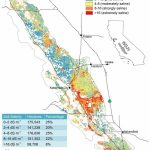 Map Of Salt Affected Soils For The West Side Of California's San   California Soil Map
