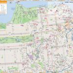 Map Of San Francisco: Interactive And Printable Maps | Wheretraveler   San Francisco Tourist Map Printable