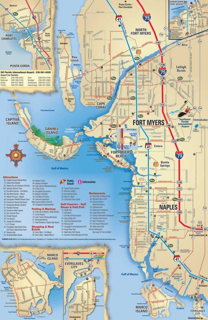 Map Of Sanibel Island Beaches |  Beach, Sanibel, Captiva, Naples - Where Is Fort Myers Florida On A Map