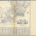 Map Of Santa Cruz California | Dehazelmuis   Where Is Santa Cruz California On The Map