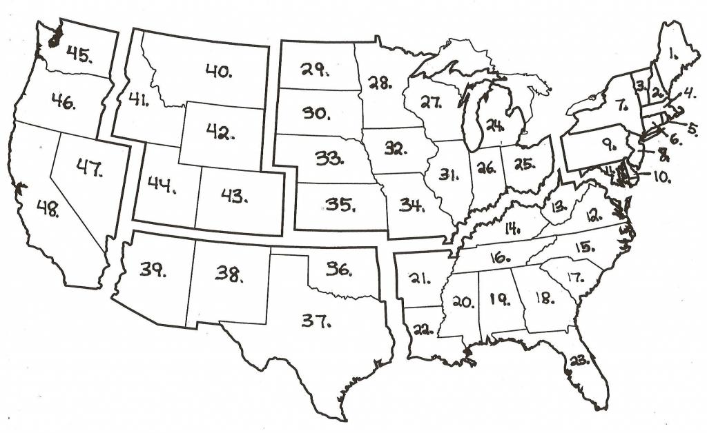 Map Of Southeast Us States - Maplewebandpc - Southeast States Map Printable