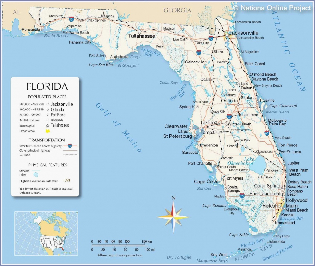 Map Of Southern California Beach Towns Florida Map Beaches Lovely - Florida Public Beaches Map