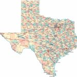 Map Of Texas Cities And Counties • Mapsof   East Texas County Map