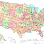 Map Of The Us States | Printable United States Map | Jb's Travels   Road Trip Map Printable