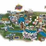 Map Of Universal City Walk, Universal Studios, Islands Of Adventure   Universal Studios Florida Park Map