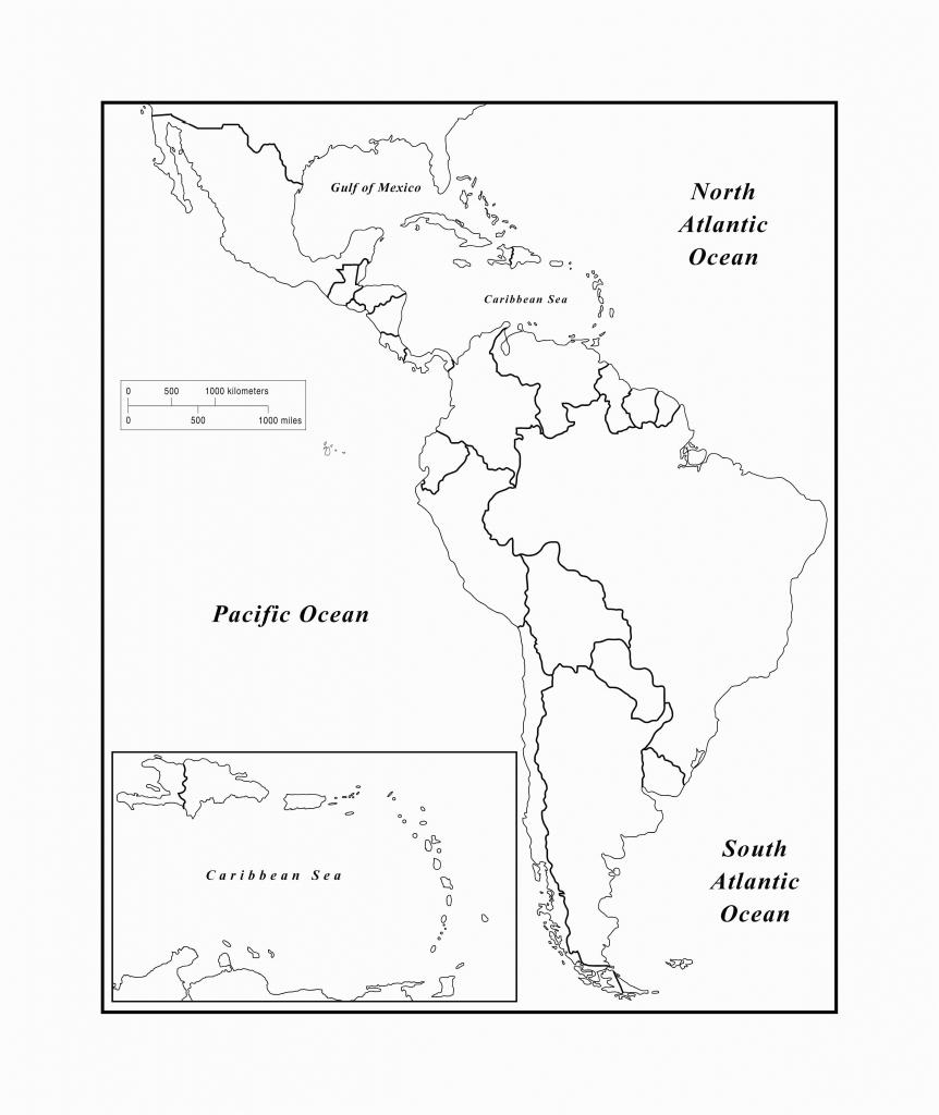 Map Of Western Hemisphere Blank The City Maps Printable Guvecurid - Western Hemisphere Map Printable