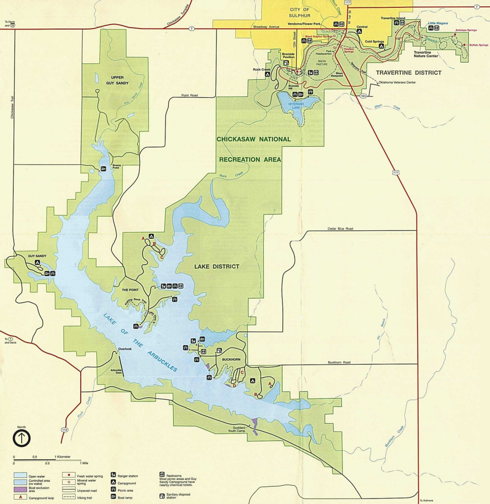 Map Oklahoma Casinos | Sin-Ridt - California Indian Casinos Map