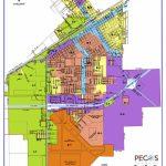 Map Room   Pecos, Tx Edc - Reeves County Texas Plat Maps