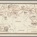 Map Showing Route Of The Lewis & Clark Expedition 1804 1806.   David   Lewis And Clark Expedition Map Printable