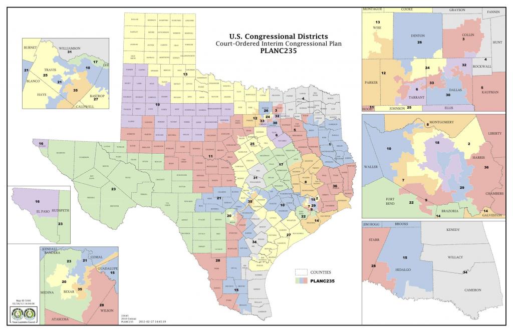 Map Texas Congressional Districts Texas Senate District Map Pictures - Texas Senate District 16 Map