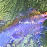 Mapping The Camp And Woolsey Fires In California   Washington Post   Map Of California Wildfires Now