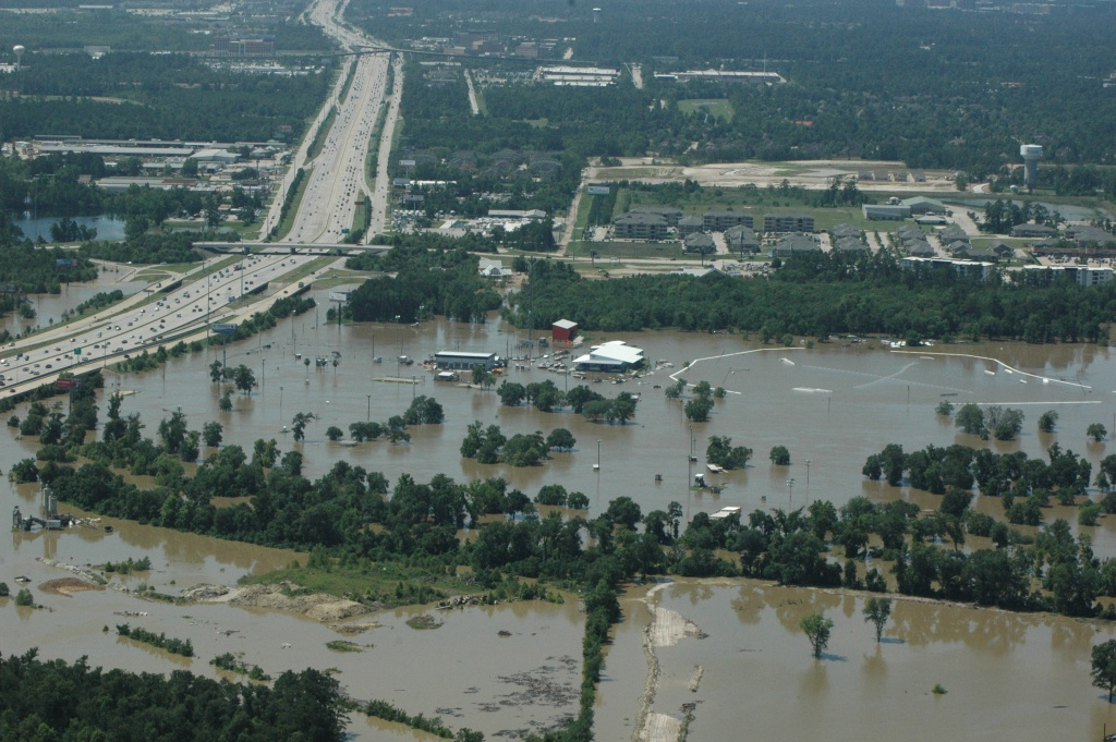 Maps & Gauges - Montgomery County Texas Flood Map