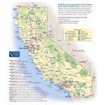Maps Of California | Collection Of Maps Of California State | Usa   Southern California National Parks Map